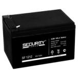 Аккумуляторы необслуживаемые Security Force SF12-12