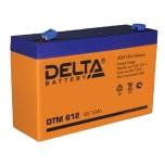 Аккумуляторы Delta серии DTM