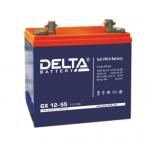 Аккумуляторы Delta серии GX