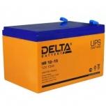 Аккумуляторная батарея Delta HR 12-15