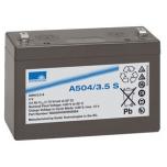 Гелевый аккумулятор  A504/3,5 S