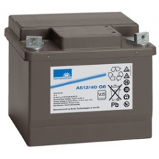Гелевый аккумулятор  A512/40 G6
