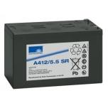 Аккумулятор гелевый  A412/5.5 SR