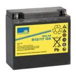 Аккумуляторная батарея S12/17 G5