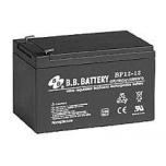 Аккумуляторная батарея В.В.Battery BP 12-12 (12V; 12 Ah)