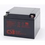 Аккумуляторная батарея CSB GPL 12260 (12V 26Ah)