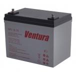 Аккумуляторная батарея Ventura GPL 12-75 (12V; 75Ah)