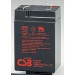 Аккумуляторная батарея CSB GP 645 (6V 4.5Ah)