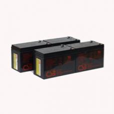 Батарея RBC23 для ИБП APC SU1400RM2U, SU1400RMI2U (неоригинал)