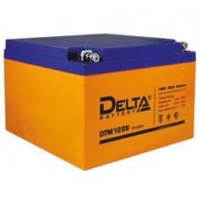 Аккумуляторная батарея Delta DTM 1226 (12V; 26Ah)