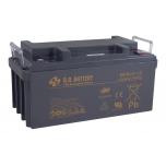 Аккумуляторная батарея В.В.Battery BPS 65-12 (12V; 65 Ah)