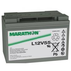 Аккумуляторная батарея Marathon XL12V70 (Marathon L12V55)
