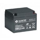 Аккумуляторная батарея В.В.Battery BPS 26-12 (12V; 26 Ah)