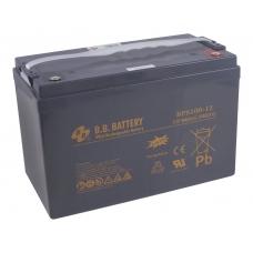 Аккумуляторная батарея В.В.Battery BPS 100-12 (12V; 100 Ah)