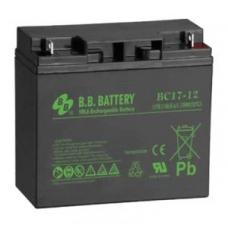Аккумуляторная батарея В.В.Battery BC 17-12 (12V; 17 Ah)