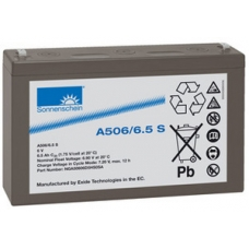 Гелевый аккумулятор  A506/6,5 S