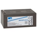 Гелевый аккумулятор  A512/3,5 S