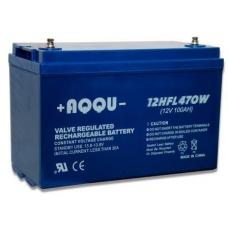 Аккумуляторная батарея  AQQU 12HFL165W (12V; 33Ah)