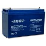 Аккумуляторная батарея AQQU 12 HFL 470
