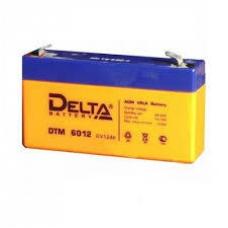 Аккумуляторная батарея Delta DTM6012