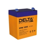 Аккумуляторная батарея Delta DTM 1205 (12V; 5Ah)