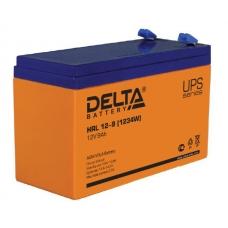 Аккумуляторная батарея Delta HRL 12-9 (1234W)