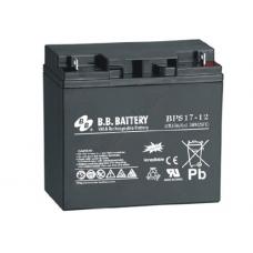 Аккумуляторная батарея BB Battery BPS 17-12 (12V; 17Ah)