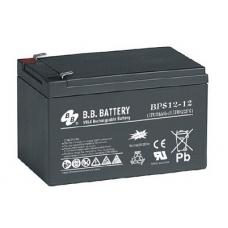 Аккумуляторная батарея BB Battery BPS 12-12 (12V; 12Ah)