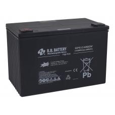 Аккумуляторная батарея BB Battery UPS 12400XW (12V; 100Ah)