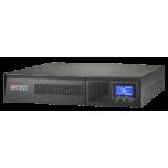 Источник Бесперебойного Питания (ИБП/UPS) ELTENA Monolith  E 2000RTLT (2U, 1600Вт, внешние АКБ 48В, З