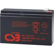 Аккумуляторная батарея CSB HR 1224W F2F1 (12V 7Ah)