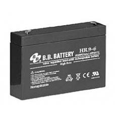 Аккумуляторная батарея В.В.Battery HR 9-6 (6V; 9Ah)