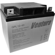 Аккумуляторная батарея Ventura GPL 12-40 (12V; 40Ah)