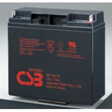 Аккумуляторная батарея CSB GP 12170 (12V 17Ah)