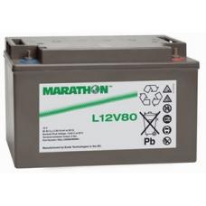 Аккумуляторная батарея Marathon XL12V85 (Marathon L12V80)