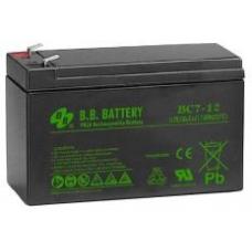 Аккумуляторная батарея B.B.Battery BC 7-12 (12V; 7Ah)