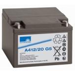 Аккумулятор гелевый  A412/20 G5