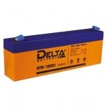 Аккумуляторная батарея Delta DTM12022