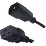 Кабель Eaton IEC 10/16A cord set for Eaton STS 16 (IEC C14 - IEC C19)
