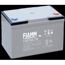 Аккумуляторная батарея Fiamm 12FGL42 (12V; 42Ah)