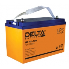 Аккумуляторная батарея Delta HR 12-100 (10 лет)