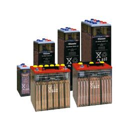 Промышленные аккумуляторы Classic OPzS
