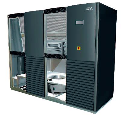 Прецизионные кондиционеры для серверных, ЦОДов, телефонных станций