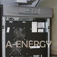 Реализованный проект:  ИБП Eaton  9355 с мониторингом по SNMP