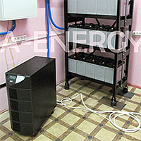 Поставка ИБП Inelt U20000 и АКБ Ventura HR для провайдера в Твери