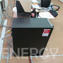 Замена аккумуляторных батарей в источнике бесперебойного питания (ИБП) Eaton Powerware 9355