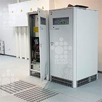 Техобслуживание ИБП GE Site Pro 40 кВА с заменой батарей
