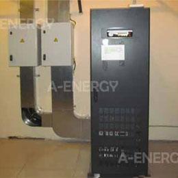 Поставка ИБП Newave  PowerWave 33 мощностью 100 кВт