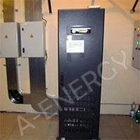 Поставка ИБП Newave PowerWave 33 на 100 кВт для цеха органической электроники