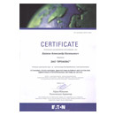 Сервисный сертификат на ИБП EATON PowerWare 9390